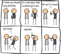 Beer Cartoon