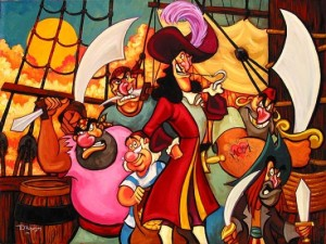Captain Hook & His Gang